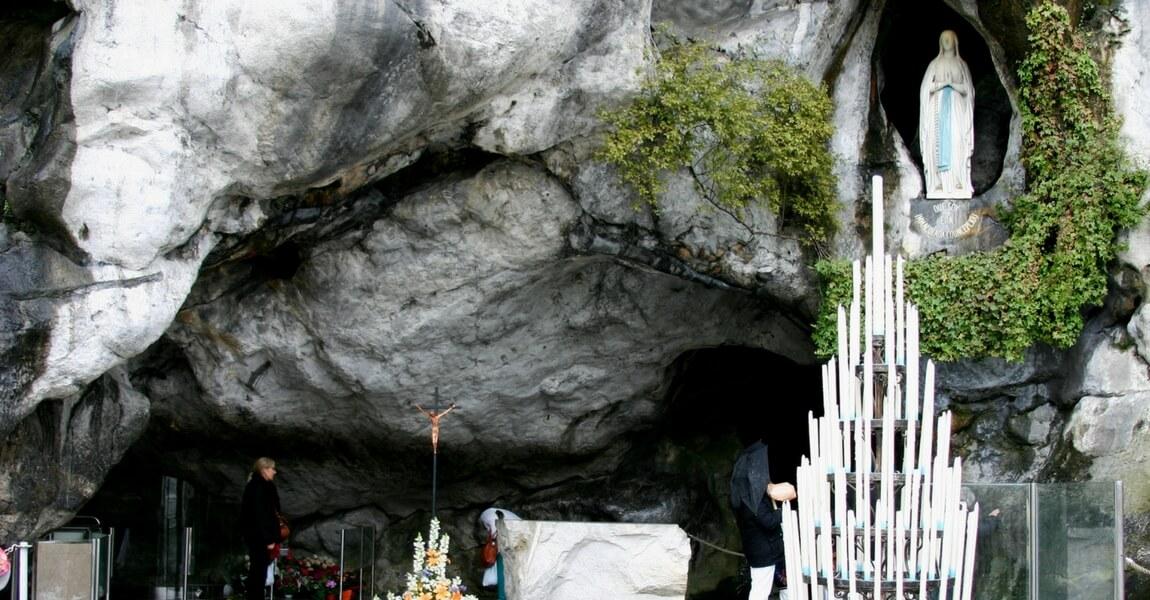 Pellegrinaggio a Lourdes 2014 con AVAL