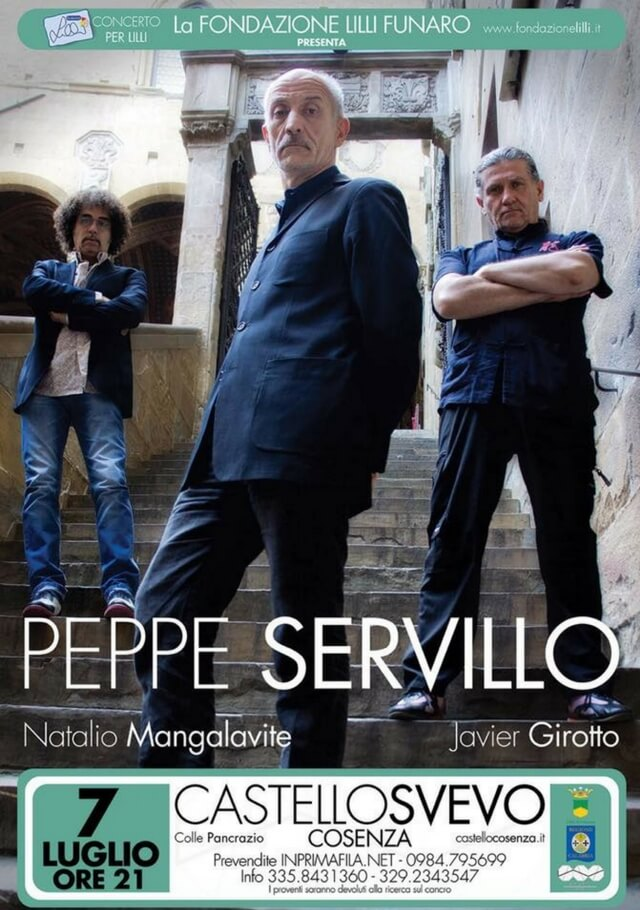 Peppe-Servillo-concerto-solidale-fondazione-lilli-funaro