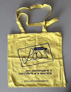 borsa-shopper-gialla-fondazione-lilli-funaro