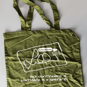 borsa-shopper-verde-militare-fondazione-lilli-funaro