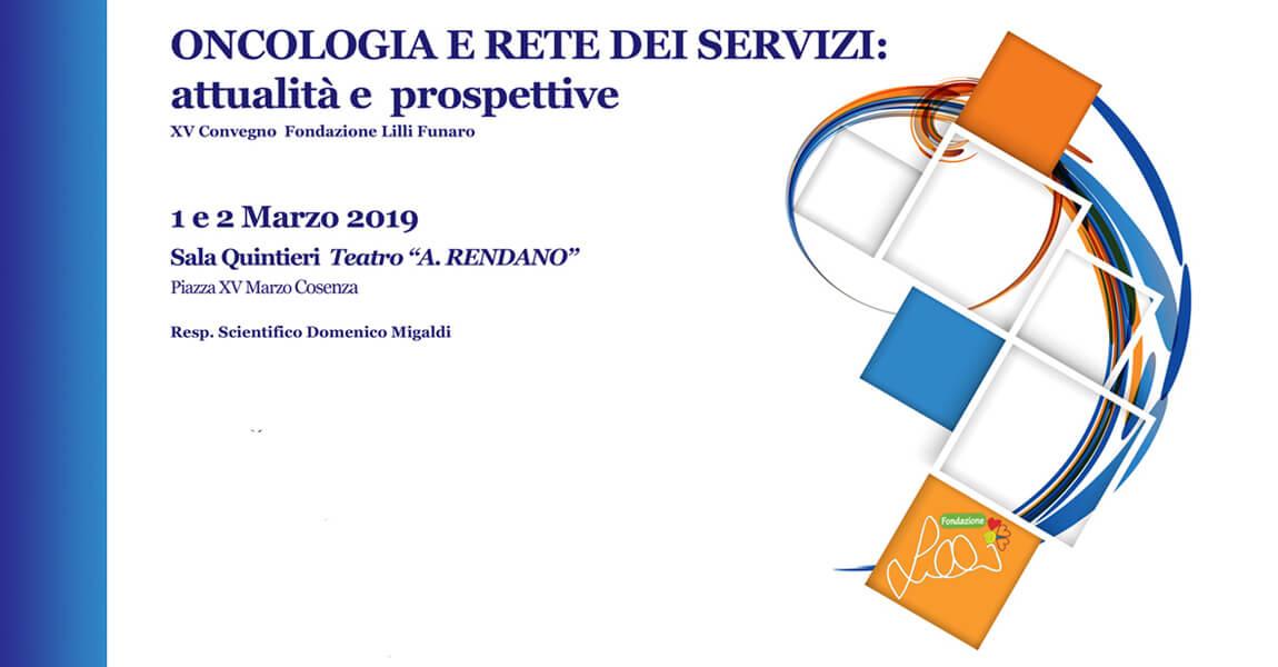 Convegno Oncologico Fondazione Lilli, XV edizione